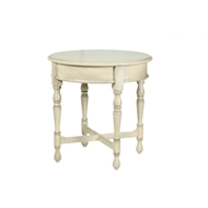 Wildwood Home Mansfield Side Table Wheat 490183