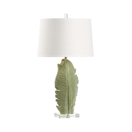 Wildwood Lighting Musa Lamp - Green 60710