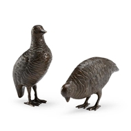 Wildwood Home Quail (Pair)