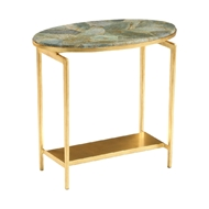 Wildwood Home Arden Table 490333 Stone/Iron