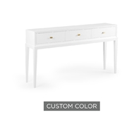 Wildwood Home Beveled Console 400023-CUSTOM Wood
