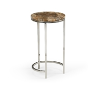Wildwood Home Bingham Accent Table 490423 Stone