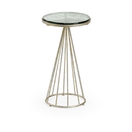 Wildwood Home Bubble Table - Small 490336 Glass/Iron