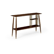 Wildwood Home Cooper Console 490252 Wood/Iron