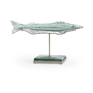 Wildwood Home Flying Fish - Large 301572 Glass