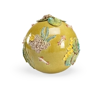 Wildwood Home Green River Sphere 301665 Ceramic