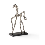 Wildwood Home Horse 292510 Wire Sculpture