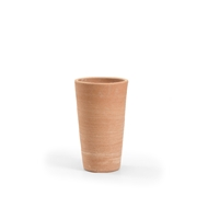 Wildwood Home Impruneta Cylinder Pot - Medium 301728 Terracotta