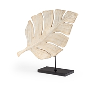 Wildwood Home Island Leaf - Large 301564 Composite/Iron