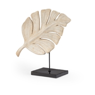 Wildwood Home Island Leaf - Small 301563 Composite/Iron