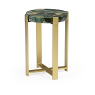 Wildwood Home Jasper Accent Table - Large 490422 Stone
