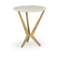 Wildwood Home Jetson Table - Large 490292 Stone