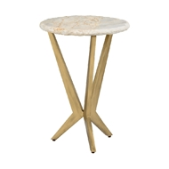 Wildwood Home Jetson Table - Small 490291 Stone