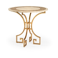 Wildwood Home Mykonos Table 490320 Stone