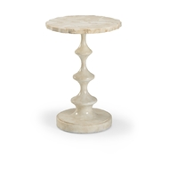 Wildwood Home Nyah Table 490323 Shell/Wood