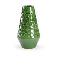 Wildwood Home Rohe Vase - Green - Small 301668 Ceramic