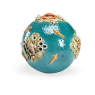 Wildwood Home Sea Sphere 301664 Ceramic