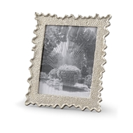 Wildwood Home Squiggle Photo Frame - Large 300894 Cast Aluminum