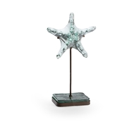 Wildwood Home Starfish - Medium 301568 Glass/Iron