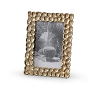 Wildwood Home Thumbprints Photo Frame - 4X6 300898 Cast Aluminum