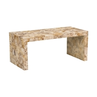 Wildwood Home Verve Cocktail Table 490305 Petrified Wood
