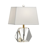 Wildwood Lighting Anson Lamp 60795 Crystal