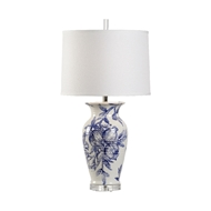 Wildwood Lighting Ashley I Lamp 17213 Porcelain