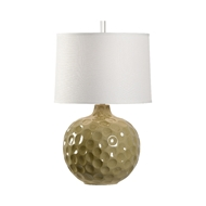 Wildwood Lighting Augusta Lamp - Sand 60845 Ceramic