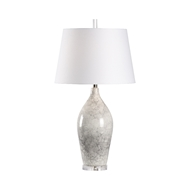 Wildwood Lighting Boccale Lamp - Gray 60775 Ceramic/Acrylic
