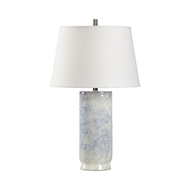 Wildwood Lighting Bolle Lamp - Blue 60774 Ceramic