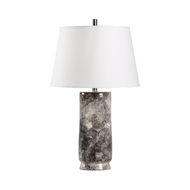 Wildwood Lighting Bolle Lamp - Gray 60773 Ceramic