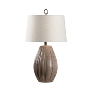 Wildwood Lighting Borghese Lamp - Taupe 60769 Ceramic