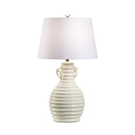Wildwood Lighting Bugello Lamp - Bianco 17225 Ceramic
