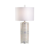 Wildwood Lighting Coral Bay Lamp - Pale Blue 25702 Ceramic