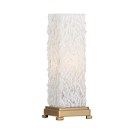 Wildwood Lighting Duval Lamp 60778 Alabaster