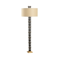 Wildwood Lighting Ludwig Floor Lamp 60919 Iron