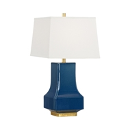Wildwood Lighting Malone Lamp - Cadet 60805 Ceramic