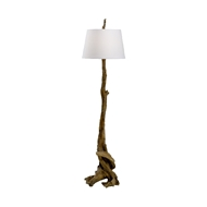 Wildwood Lighting Olmsted Floor Lamp - Oak 23379 Composite