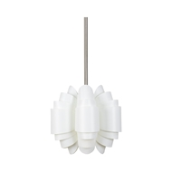 Wildwood Lighting Opera Pendant 67347 Metal/Styrene