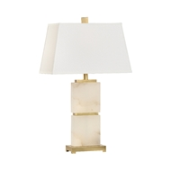 Wildwood Lighting Parker Lamp 60880 Alabaster