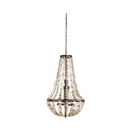 Wildwood Lighting River Chandelier 67288 Iron/Glass