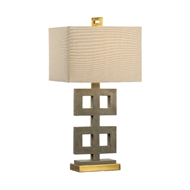Wildwood Lighting Ross Lamp - Concrete 21758 Composite