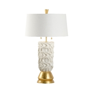 Wildwood Lighting Vendome Lamp - Brie 60854 Ceramic