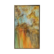 Wildwood Wall Decor Autumn Storm 395116 Oil Painting - Canvas