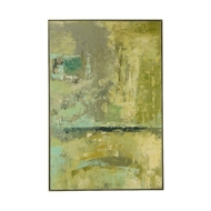 Wildwood Wall Decor Limeade Painting 395180 Oil On Canvas/Wood