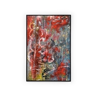 Wildwood Wall Decor West 57th Graffiti Painting 395176