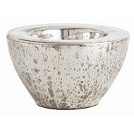 Arteriors Home Cyd Large Bowl 2408 Gray - Glass