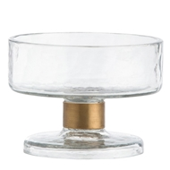 Arteriors Home Didi Small Bowl DJ2024 in Clear-Glass
