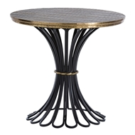 Arteriors Home Draco End Table 6983 - Iron