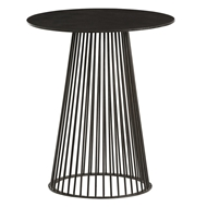 Arteriors Home Lou Accent Table 6047 - Iron